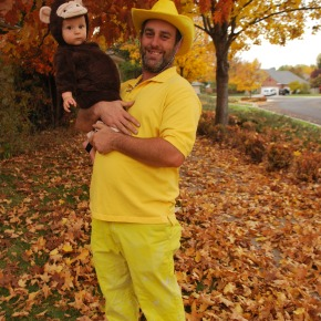 Curious George and the Man with the YellowHat